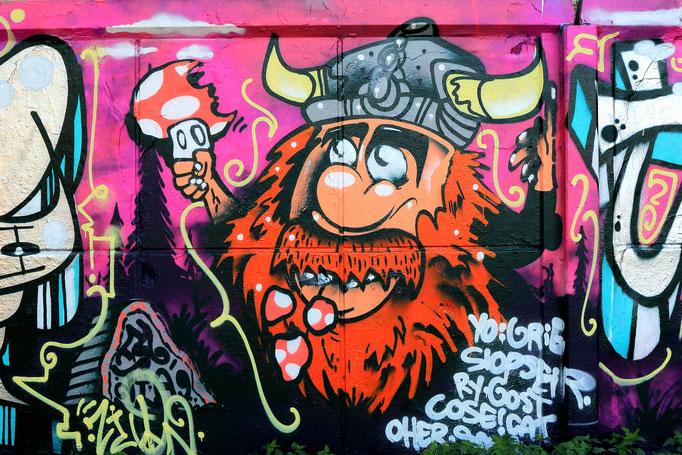Highlights of Christiania (Dänemark)