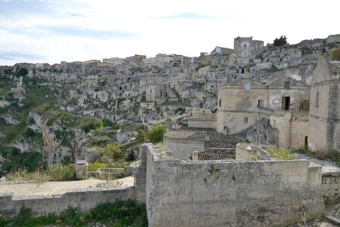 Apulien/Süditalien Matera