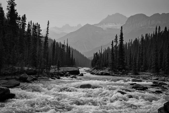 Mistaya Canyon, Banff Nat. Park, Alberta