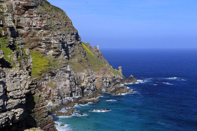 "Blick auf das ""Cape Point Lighthouse"""