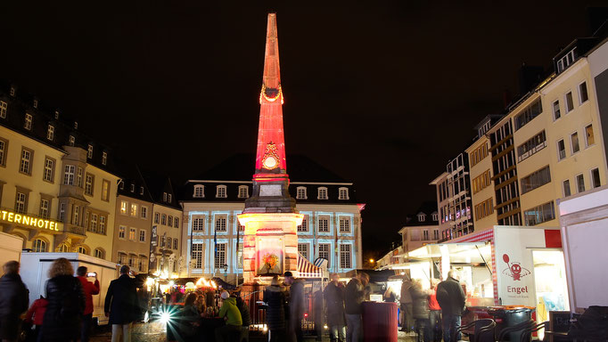 Bonn Leuchtet-Marktplatz