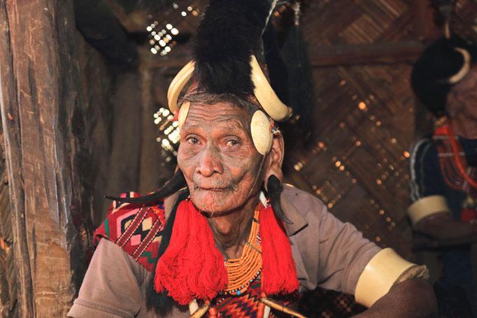 Michael Herzog, Die letzten Kopfjäger und ihre Nachkommen Nagaland