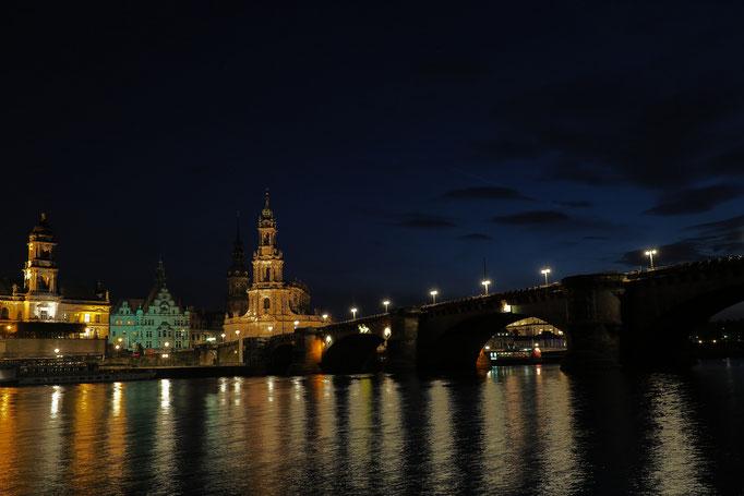 DD_Hofkirche & Augustusbrücke