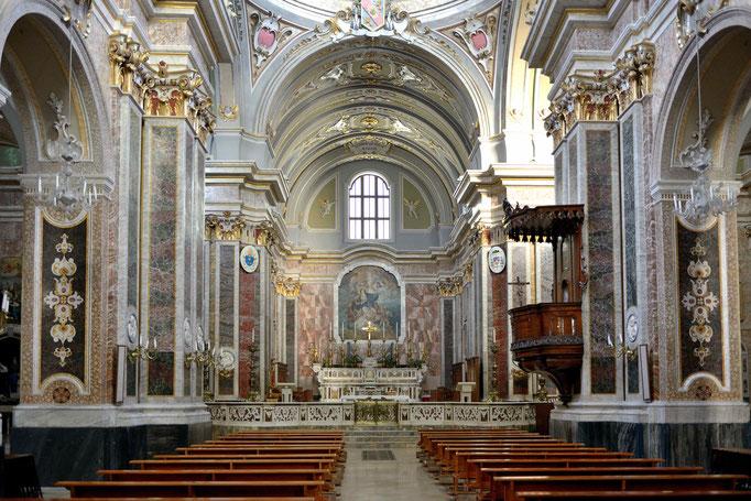 Apulien/Süditalien Kathedrale Oria