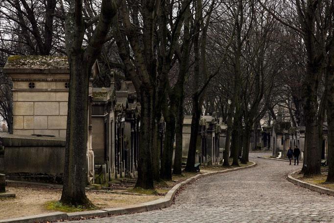 Friedhof Pére Lachaise