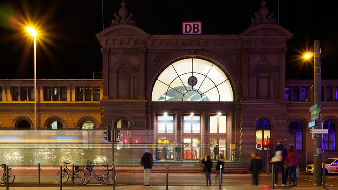 Bonn Leuchtet-Hauptbahnhof