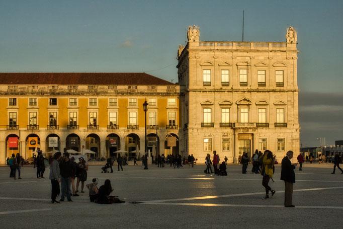 Praça do Comérsio