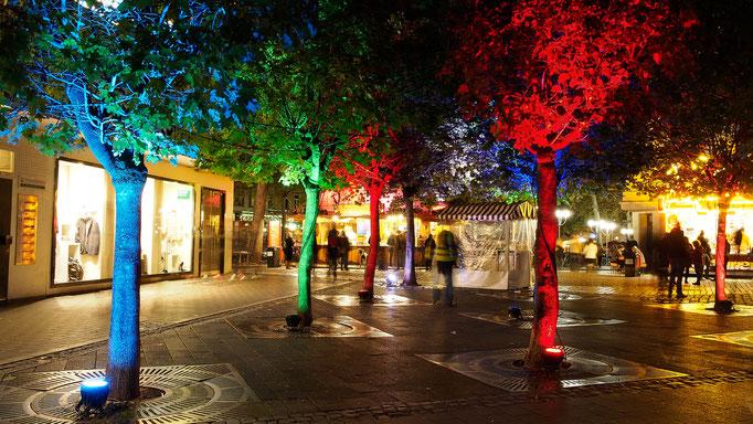 Bonn Leuchtet-Vivatsgasse