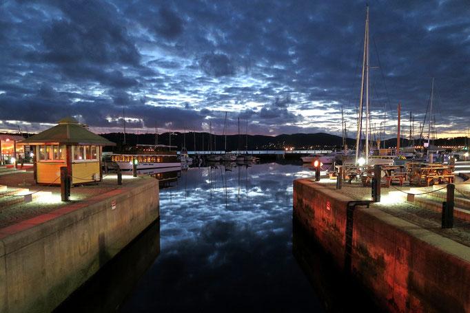 Hafen von Knysna (Südafrika)