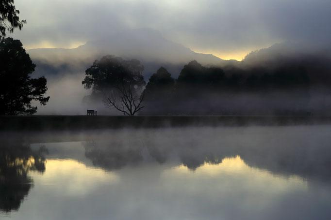 Morgenstimmung am Lake Navarone