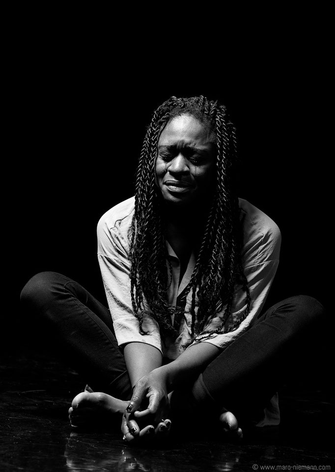 Cecilia Ngafor - Stage Actress