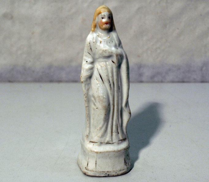 3476/Votivfigur ~1880, o.Marke, H 11 cm, EUR 16,-