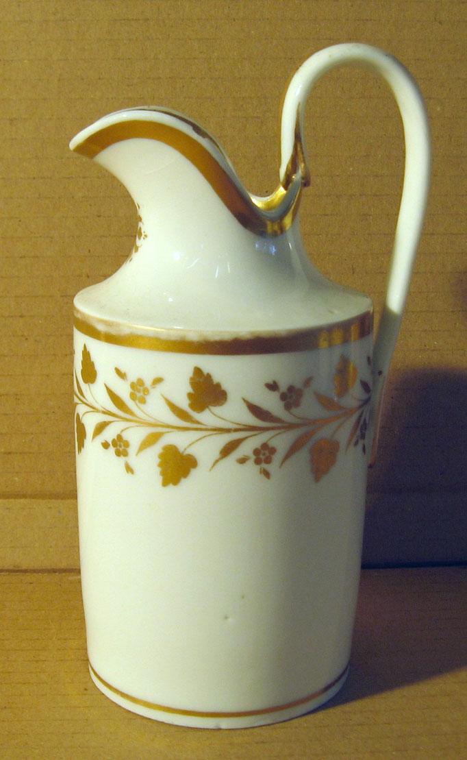 1428/Milchkännchen ~ 1800, ohne Marke, 2 Abplatzer, EUR 35,-