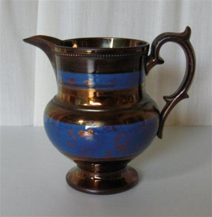 2525/Milchkännchen ~1820, o. Marke, H 12 cm, EUR 32,-