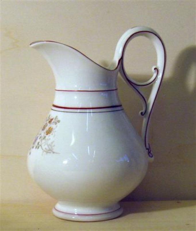 1103/Milchtopf ~1840, ohne Marke, H 18 cm, EUR 30,-