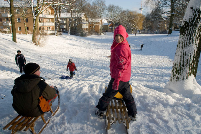 Essen-Frohnausen, Januar 2009