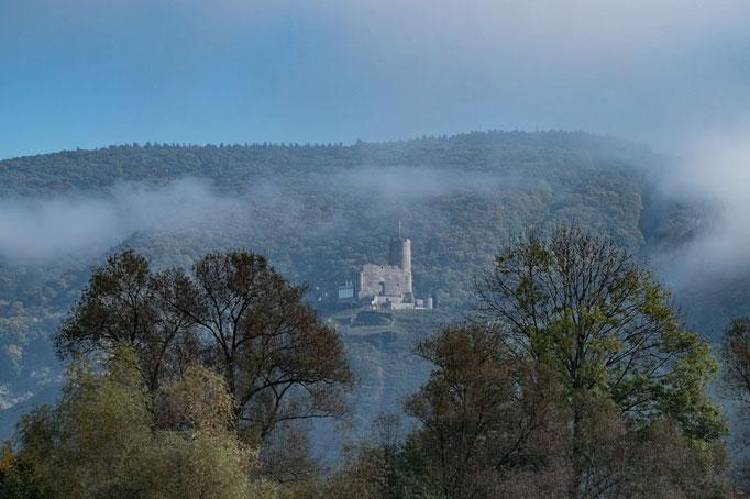 Kürzlich umfangreich sanierte Burg Landshut in Bernkastel-Kues - Ferienhaus Brauneberg an der Mittelmosel