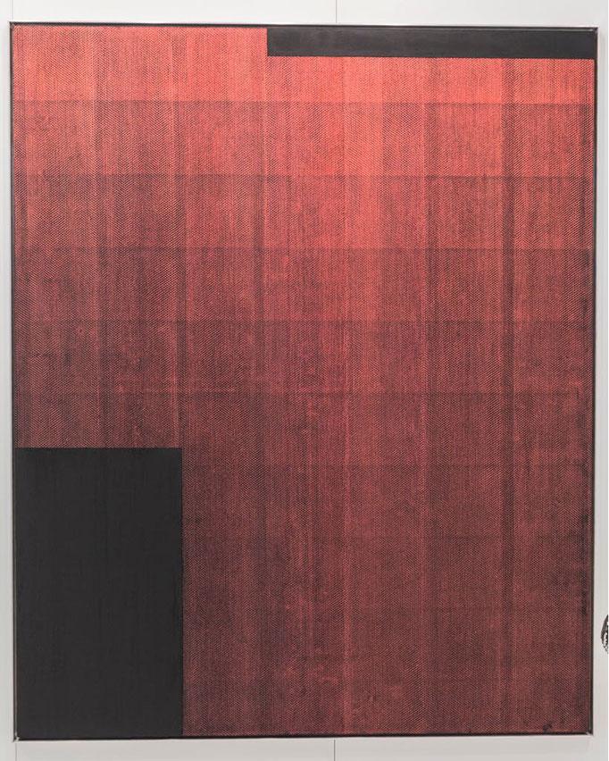 2018, oil on canvas, 220x190