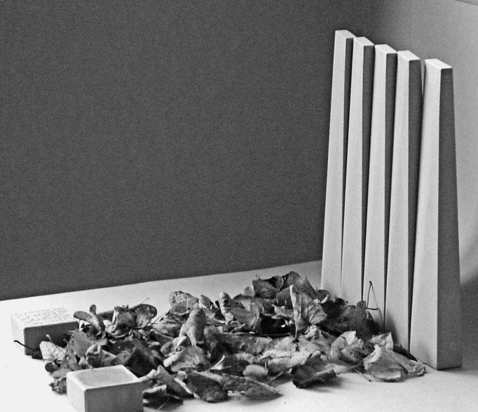 Familiengrab Modell       -         Bildhauerei Wiedemer Basadingen - Thurgau