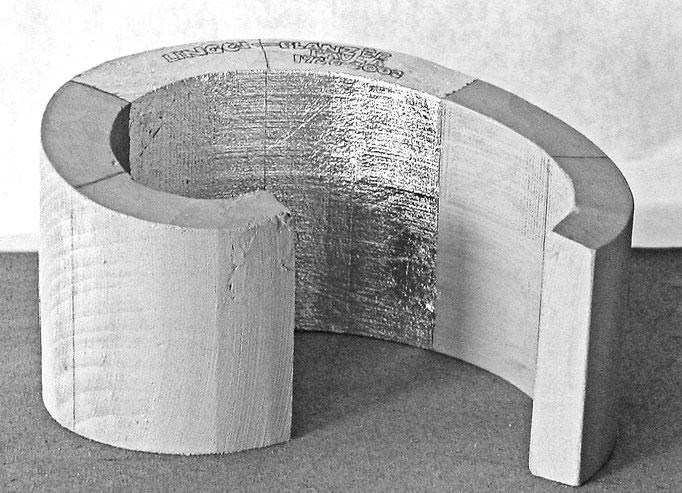 Tomba di famiglia, modello, Schwyz  -  Bildhauerei Wiedemer Basadingen