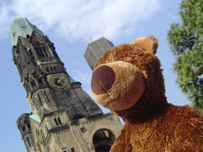 Teddy Tour Berlin - Urlaub für Kuscheltiere - The first travel agency for cuddly toys