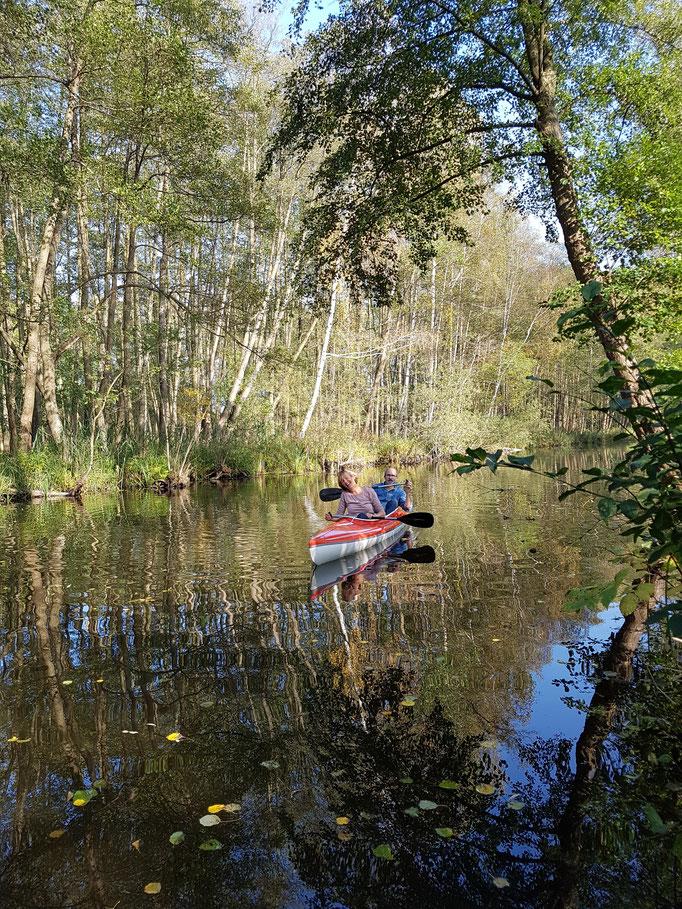 Urlaub Rheinsberger Seenlandschaft