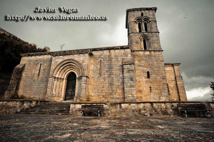 Iglesia de Santa Cecilia (Aguilar de Campoo)