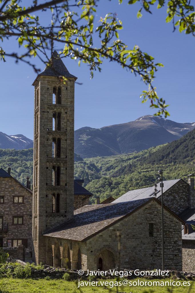 Santa Eulalia de Erill-la-Vall