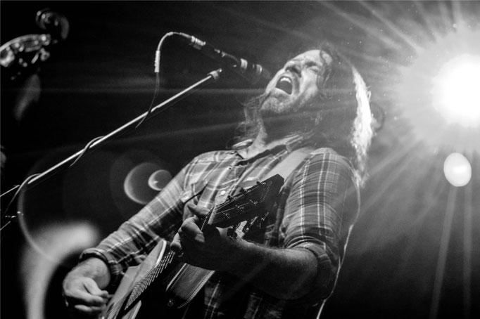 Chuck Ragan & The Camaraderie 2014