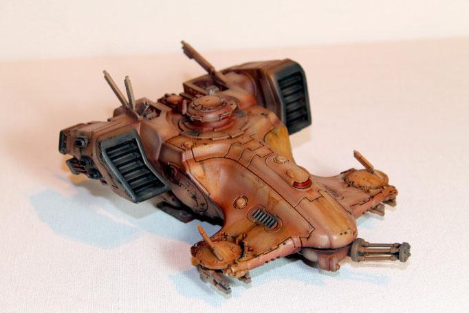 Warhammer 40000 - Tau Teufelsrochen