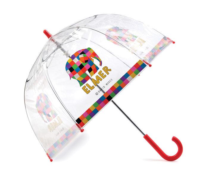 Kinderregenschirm Elmer