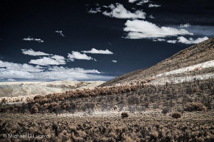 Near City of Rocks National Reserve, Idaho