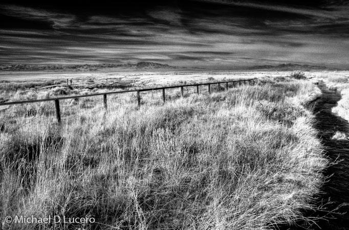 California Trail outside of Salt Lake City, Utah