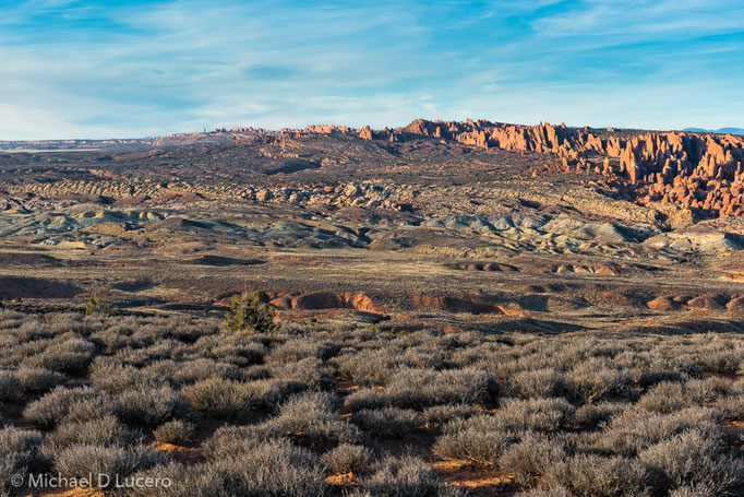 See Forever, Arches National Park, Utah