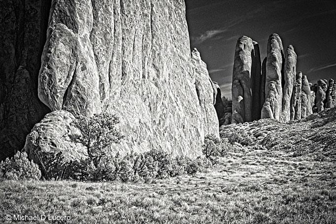 Desert Monoliths
