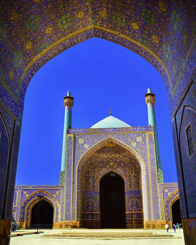 Nikon d7000 | 18mm | Esfahan, Iran | 2016
