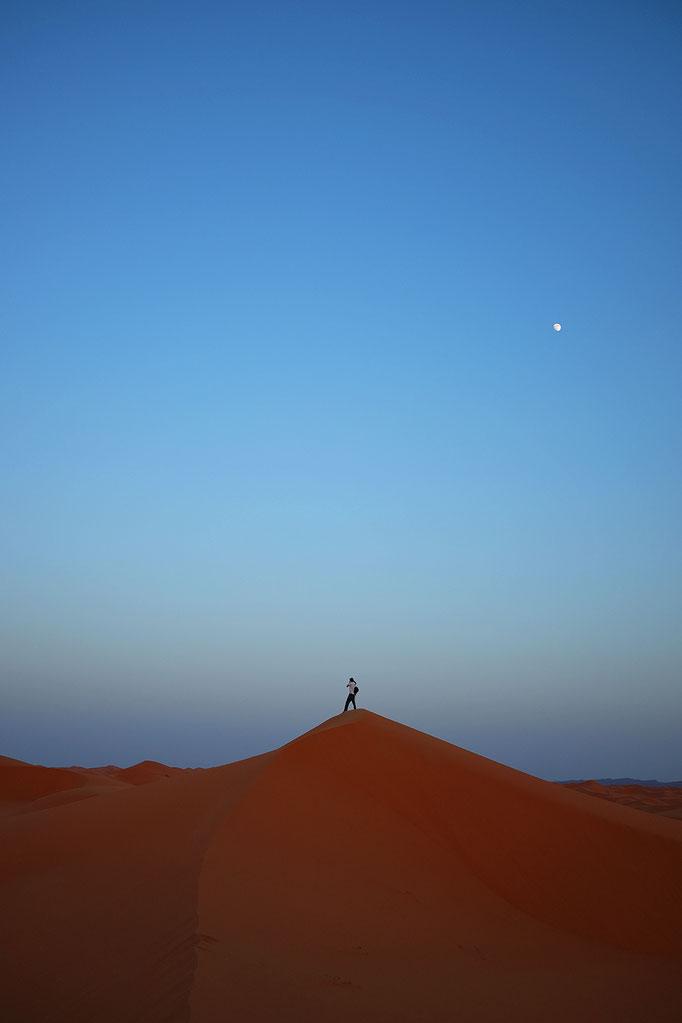 Fujifilm X70 | 18mm | Merzouga, Morocco | 2017