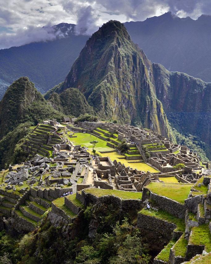 Nikon d7000 | 18mm | Macchu Picchu, Peru | 2014