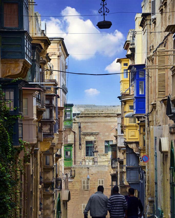 Nikon d7000 |  18mm | La Valletta, Malta | 2016