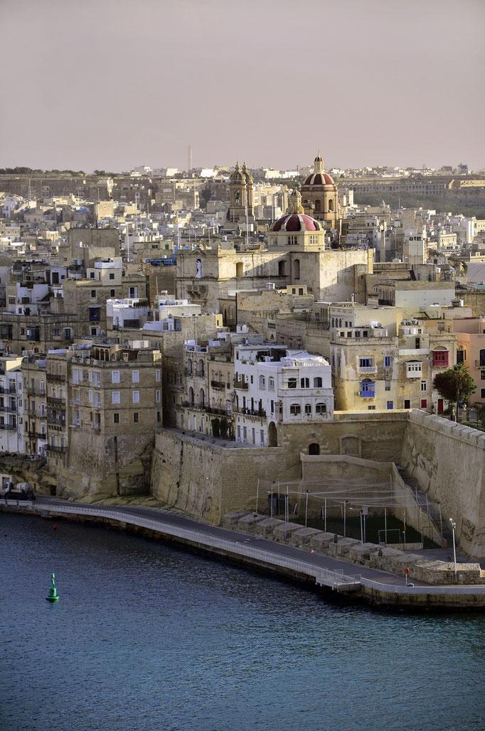 Nikon d7000 | 105mm | La Valletta, Malta | 2016