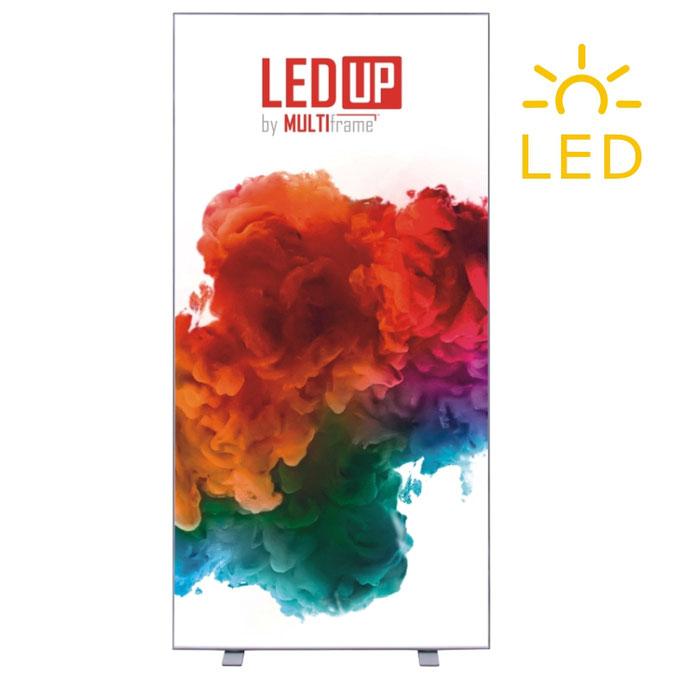LED UP Leuchtdisplay OSRAM-LED