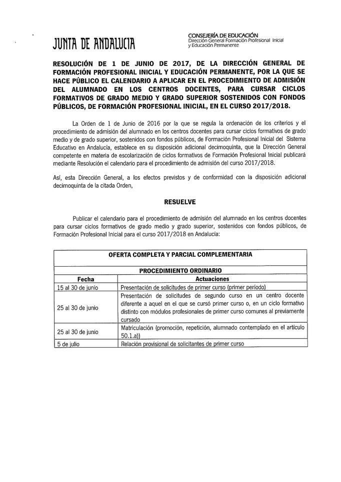 Resolución Convocatoria Becas Erasmus Para Fct Y Recién