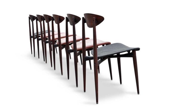Sedie vintage danesi italian vintage sofa for Sedie design anni 20