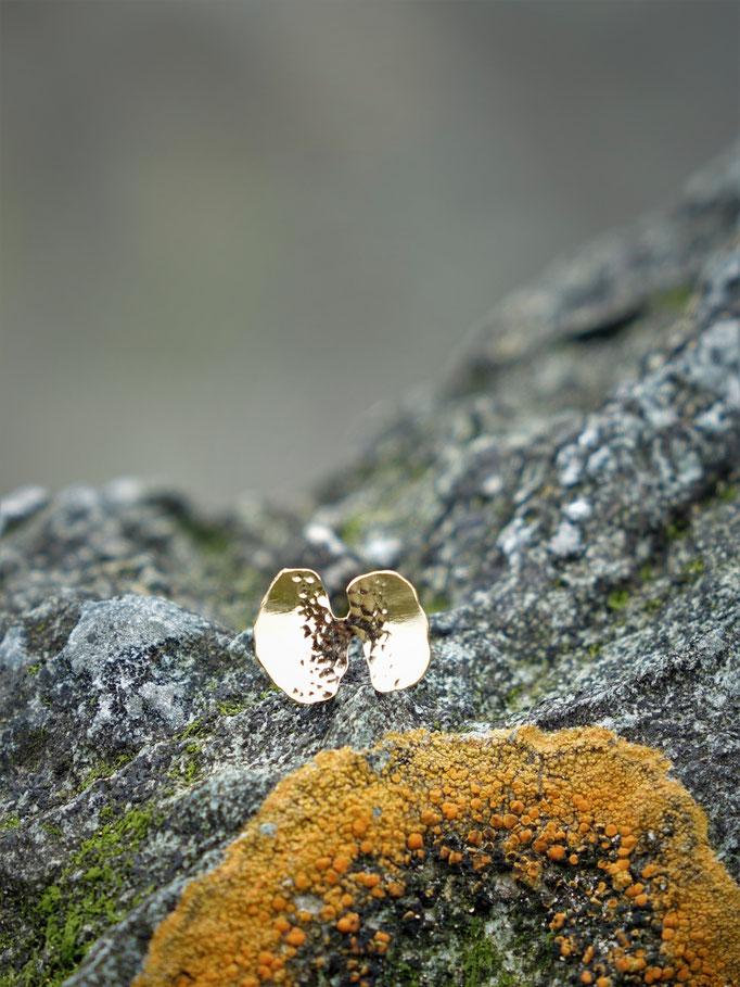 Pin's petite Nori - laiton doré