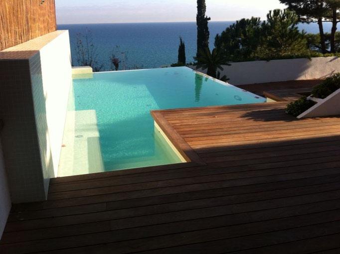 piscinas de encargo