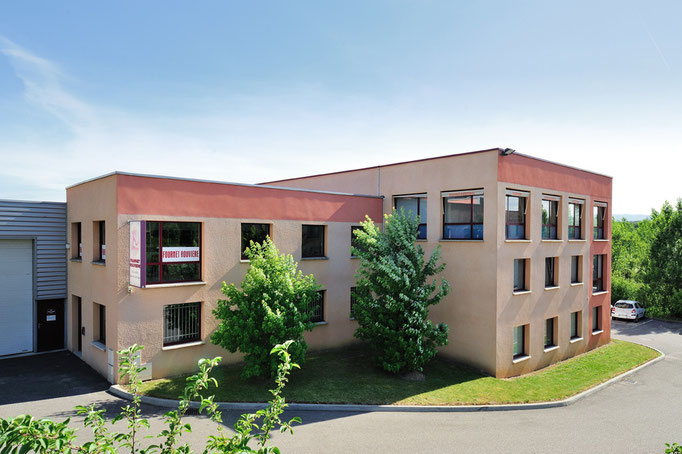 Diapason Immobilier promoteur  Moninsable en collaboration avec Challenge Investissement à Brignais en 2004