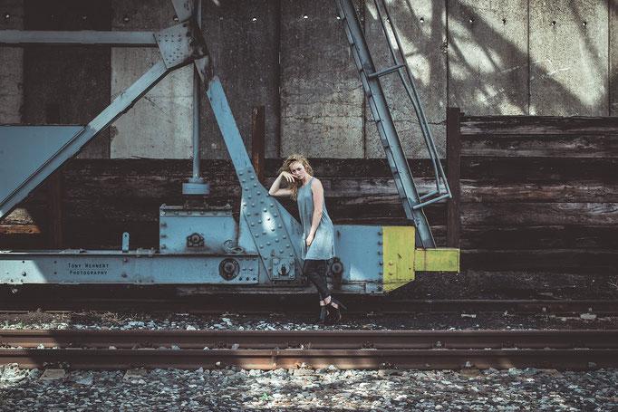 Mode Foto Outdoor Industrie