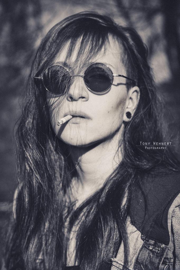 rock portrait