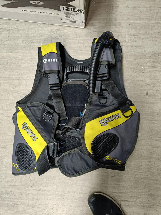 Mares Syncro LX Jacket Größe S