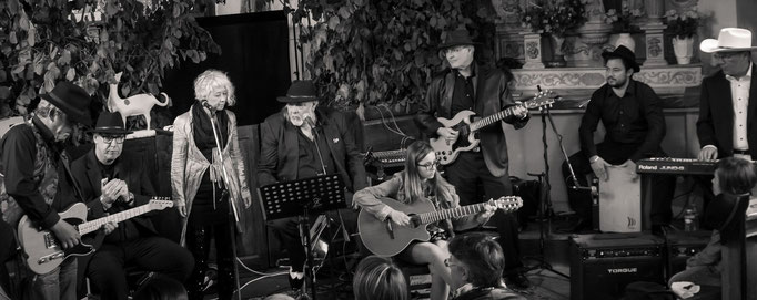 Cordebugle Blues Band Session 2014 - Photo : Fabien Lestrade